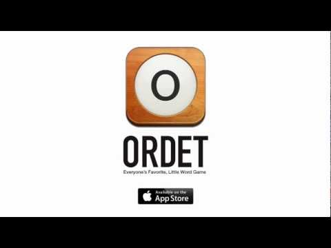 Ordet: Everyone's Favorite, Little Word Game