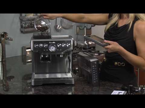 Out of the Box: Breville Barista Express BES860XL