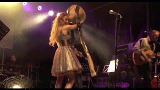 """#LinaDoran """"Nour El Ain"""" concert live. #Festival #Lisieux #France"""