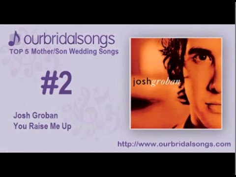 Top 5 Mother Son Wedding Songs