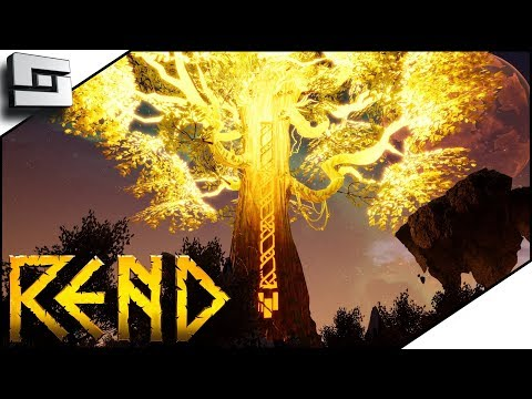 Rend Gameplay! New Survival Game! First Look! Ep 1
