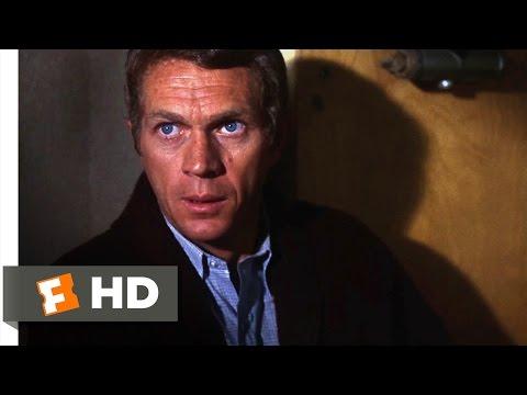 Bullitt (1968) - Hospital Hunt Scene (3/10)   Movieclips