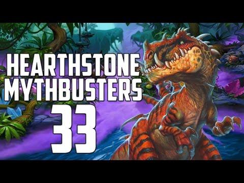 Hearthstone Mythbusters 33