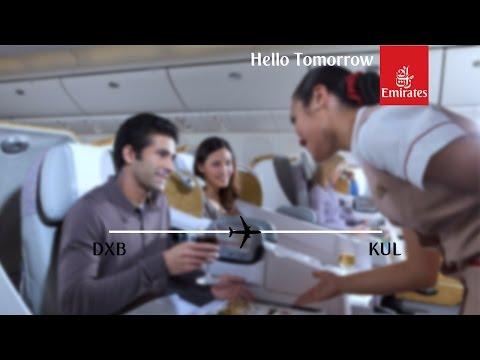 Flight Report: Emirates EK344 Dubai to Kuala Lumpur Business Class