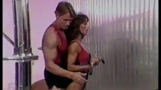 Shape Up With Arnold - Arnold Schwarzenegger & Rachel McLish