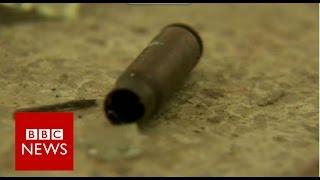 Inside Bangladesh terror attack cafe - BBC News