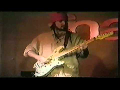 Ron Thal plays Bumblefoot Live