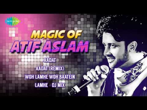 Magic Of Atif Aslam | Superhit Songs | Woh Lamhe Woh Baatein video