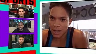AMANDA NUNES BLASTS RONDA ROUSEY... She's Always Been Overrated | TMZ Sports