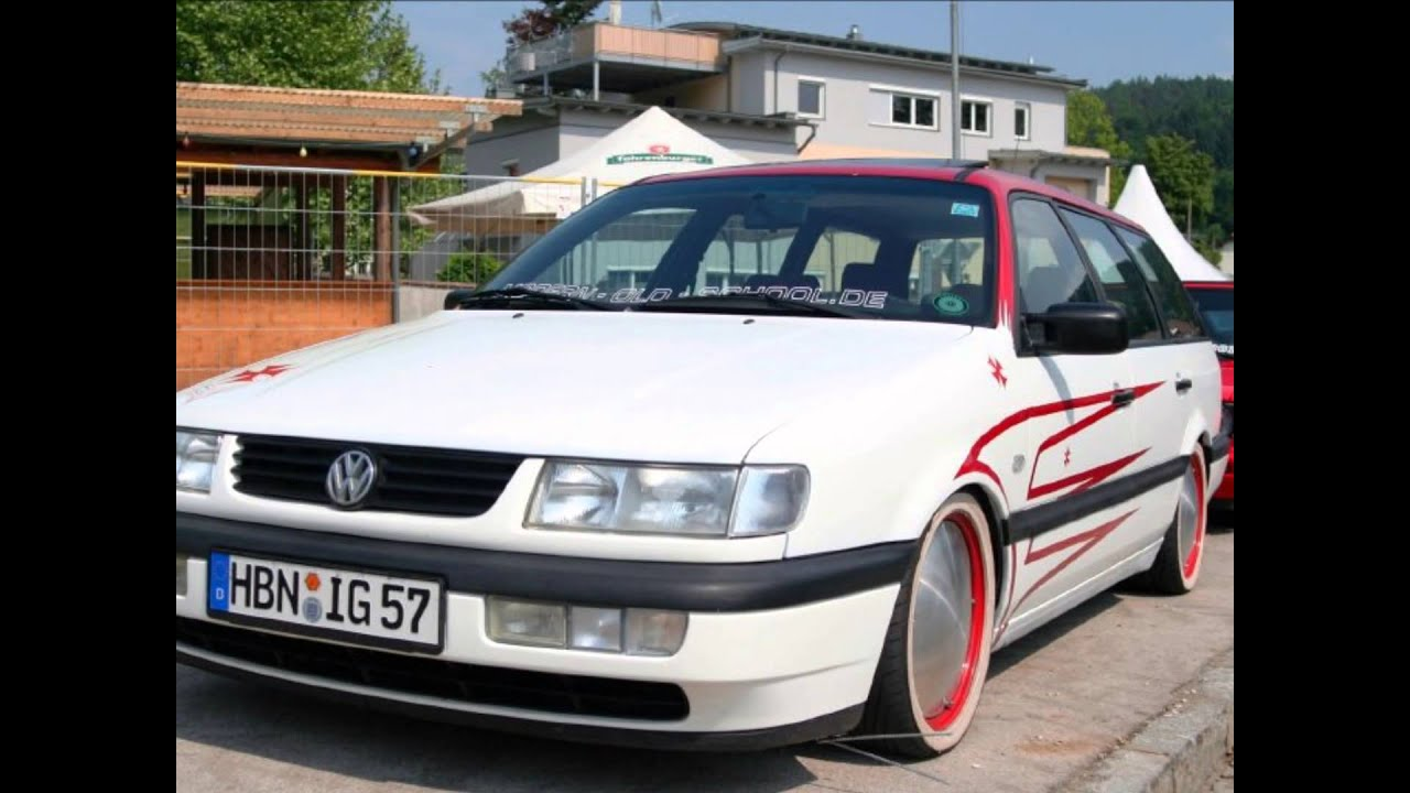 Vw Passat B4 Youtube