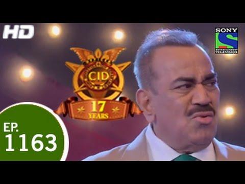Cid - च ई डी - Double Murder Ki Sazish - Episode 1163 - 6th December 2014 video