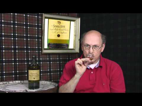 Whisky Verkostung: The Singleton of Dufftown 12 Jahre