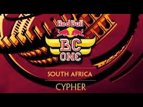 Ambrose VS Bizzo  -  Red Bull BC One South African Cyphers  -  CFTV