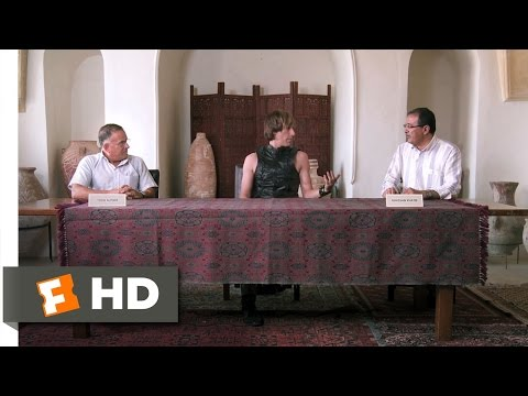 Brüno (5/10) Movie CLIP - Healing the Middle East (2009) HD