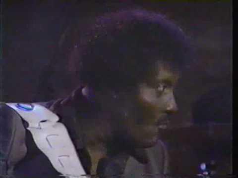 Albert Collins - 1988 Austin TX - pt 1 - Listen Here!
