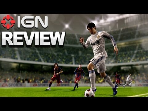 IGN Reviews - FIFA Soccer Vita - Game Review