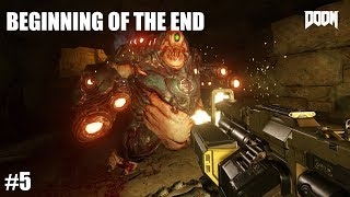 DOOM (2016) Beginning Of The End [#5]