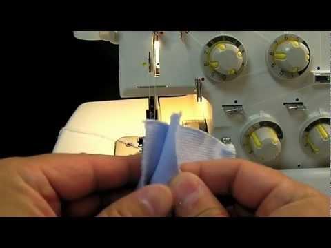 Surjeteuse TOYOTA série SL1TX : A quoi sert une surjeteuse ? thumbnail