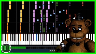 "IMPOSSIBLE REMIX - ""Five Nights at Freddy"