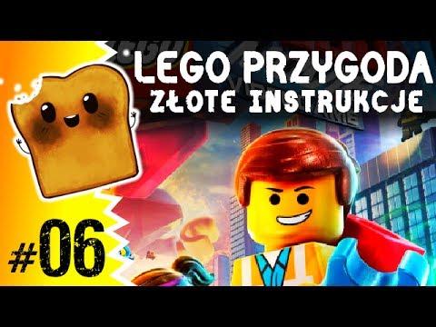 LEGO Przygoda Gra Wideo - Złote Instrukcje - BatMobile