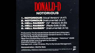 Watch Donald-D Syndicate Posse video