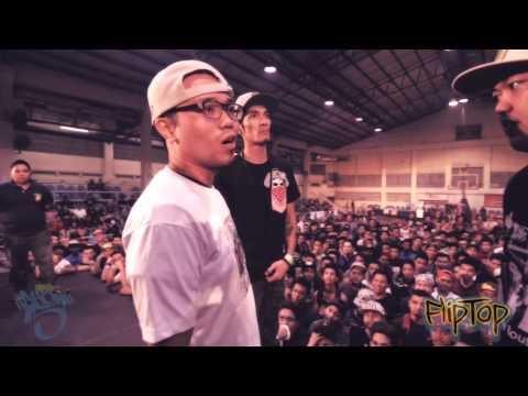 FlipTop - Harlem/Juan Lazy vs G-Spot/Mac T