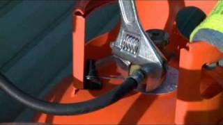 LPG GAS CYLINDER TRAINING