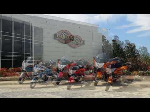 Living Off the Slab: Barber Vintage Motorsports Museum
