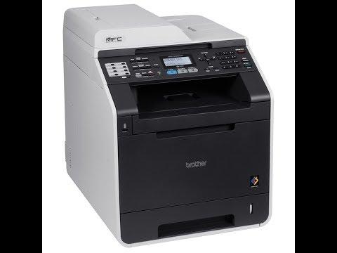Reset total da impressora Brother MFC-9460CDN. MFC-9560CDW. MFC-9970CDW.