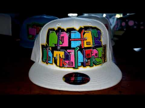 grafitti-&-flow-how-to-graffiti-caps-6-draw-paint-graff-hip-hop-new-era-hiphop-street-art-rap-music-tutorial-video