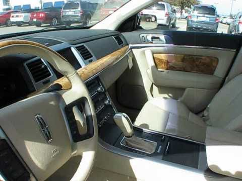 Courtesy Ford Lincoln >> 2011 Lincoln MKS 3.7 FWD Start Up, Exterior/ Interior Tour - YouTube