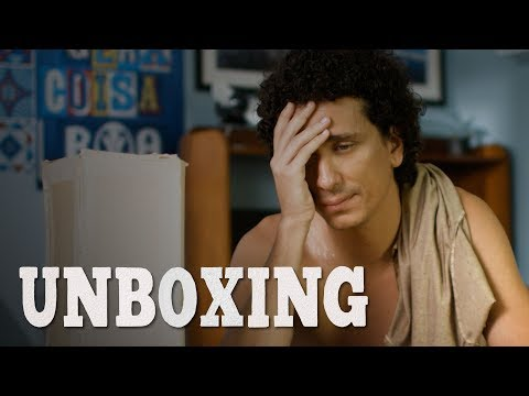UNBOXING   Marcelão YouTuber   BOA