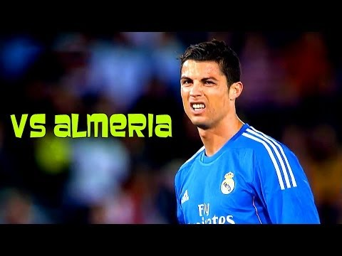 Cristiano RONALDO vs Almeria [Away] • (Individual Highlights) • + INJURY HD by Creative7