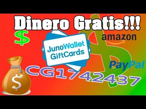 JunoWallet ¿Como Funciona? Características Nuevas 2014 (GiftCard Play Station. Xbox LIVE Gratis)