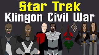 Star Trek: Klingon Civil War