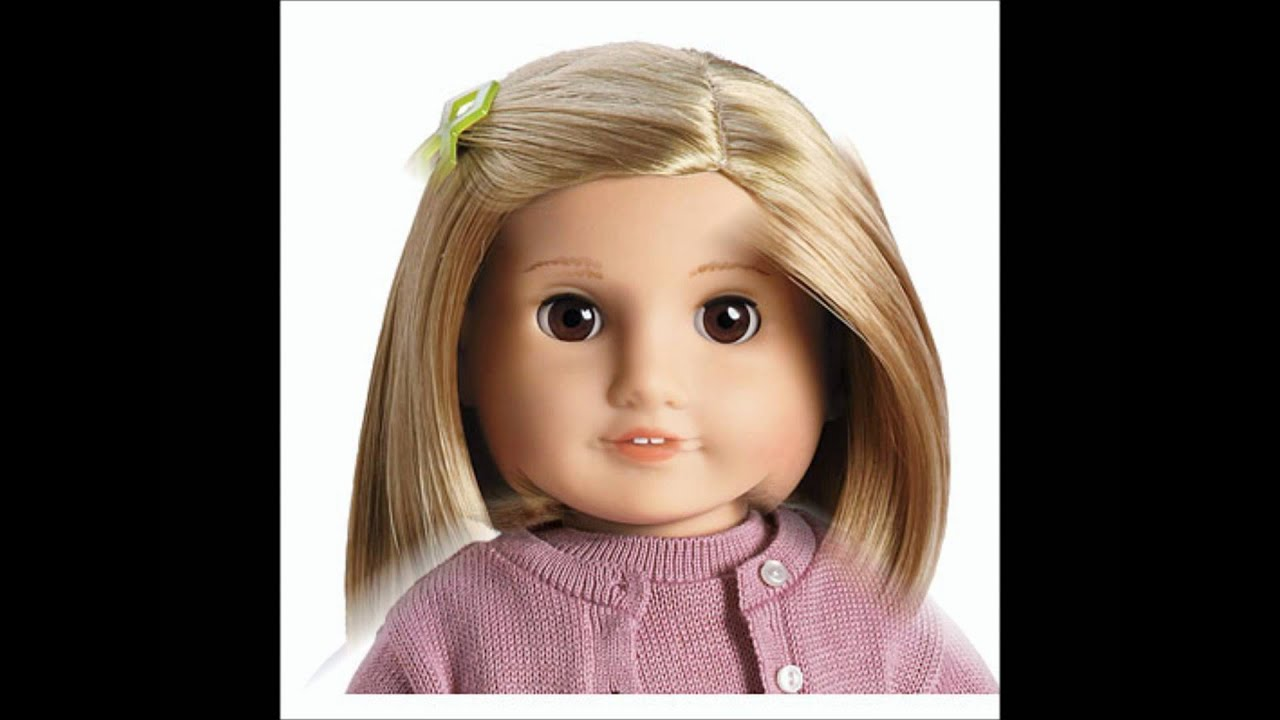 Make your own american girl doll that looks like you