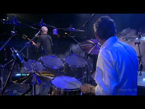 Pink Floyd The Reunion Concert at Live 8, London retronew