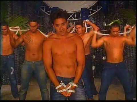 Mister Tahiti 2008 : sexy segment