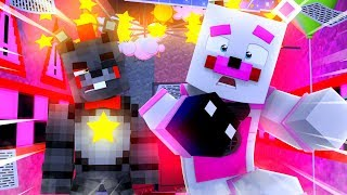 Lefty In Sister Location!? - Minecraft FNAF Roleplay