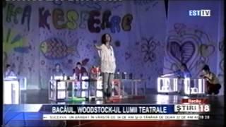 Stire EST TV Theaterstock Bacau