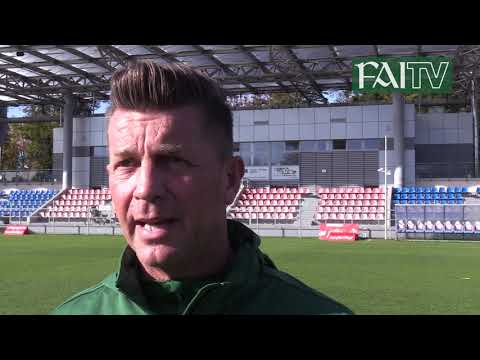 INTERVIEW: #IRLWNT Head Coach Colin Bell