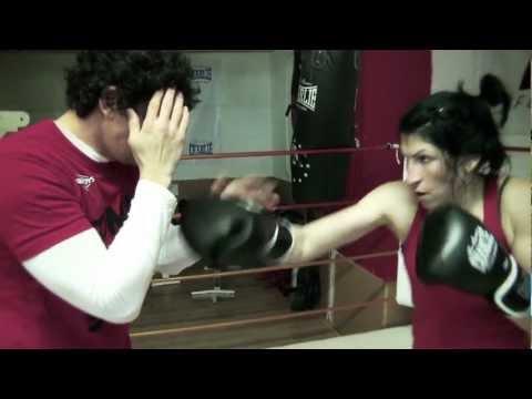 Boxeo. Sección 25. Desvios y bloqueos 2. Jero Garcia para Marca tv.2ª temo. Mma, thai, kick, k1...