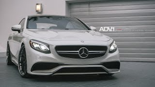 Mercedes S Coupe | Snow White and the 7Rs