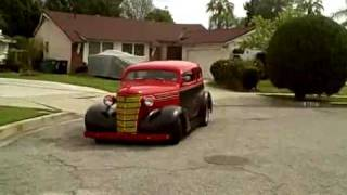 1938 chevy chopped