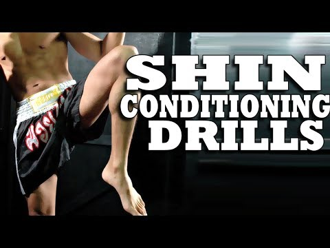 The Right Way to Condition Shins for Muay Thai Image 1
