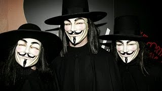 V for Vendetta Airs in China - Anti Censorship Message?