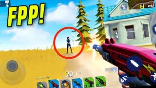 Creative Destruction: First Person Mode Funny Moments!
