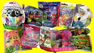 Huge Blind Bags Disney Toy Collection 2017 Care Bears, PJMasks, TsumTsum by Funtoys