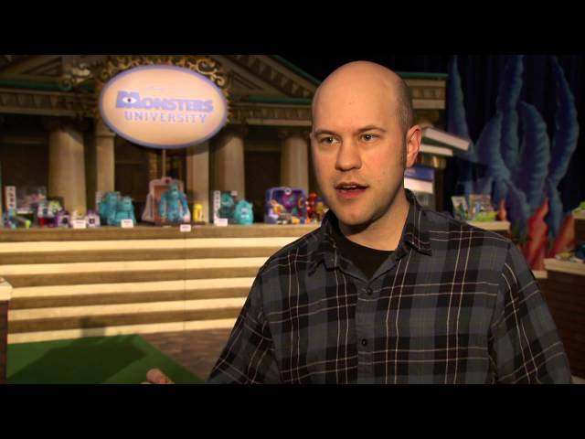 Dan Scanlon - Director, Monsters University