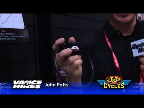 Vance & Hines Throttlepak Eliminates ECT Throttle Lag • JPCYCLES.COM